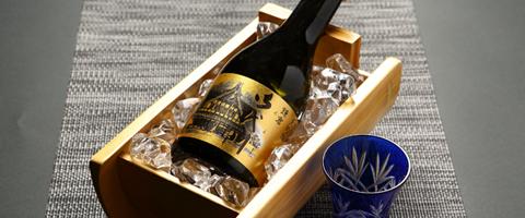 冷酒「御代川」大吟醸