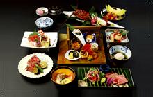 本店 鎌倉御代川 今月の懐石料理